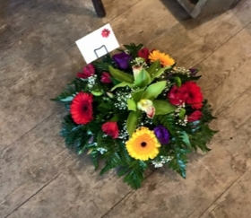 Funeral posy 5